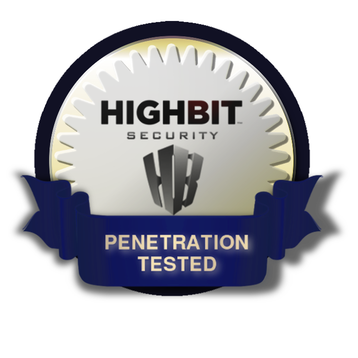 Penetration Tested by High Bit Security