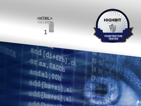 Penetration test, Web application, non-credentialed, Certified-Lead (Silver)