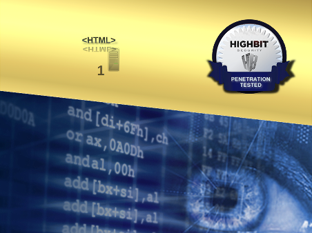 Penetration test, Web application, non-credentialed, Certified-Only (Gold)