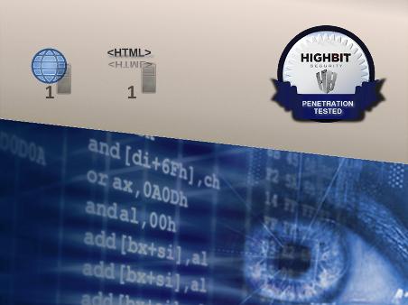Penetration test, Web application plus Web server, non-credentialed, Pre-Certified (Bronze)