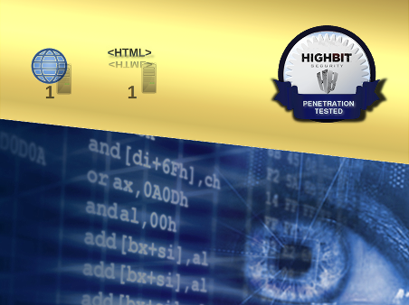 Penetration test, Web application plus Web server, non-credentialed, Certified-Only (Gold)